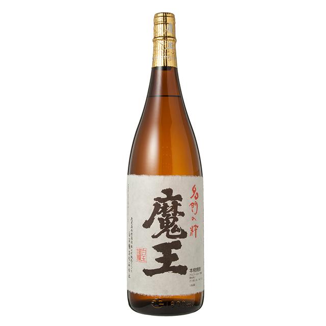 白玉醸造 魔王 1800ml