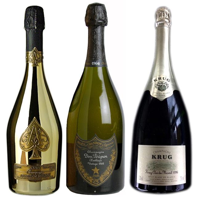シャンパン買取一覧